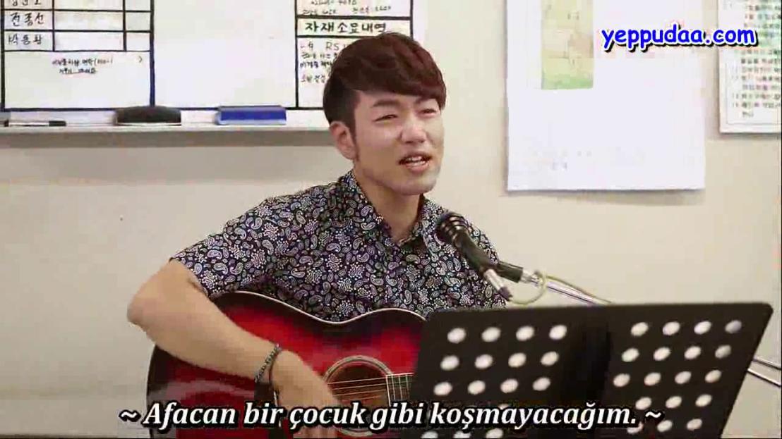 Choi Yoon karısı için söylediği romantik şarkı – türkçe altyazılı