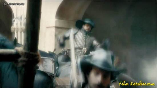 the musketeers 301