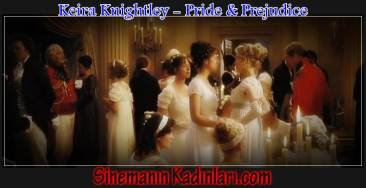 Keira Knightley Elizabeth Bennet
